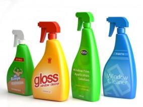 洗涤剂 清洁剂 厨房洗涤用品 威猛先生 3d模型