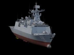 中国054A护卫舰
