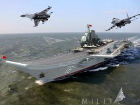 中国航母001 辽宁舰  瓦良格