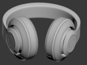 耳机 3d模型