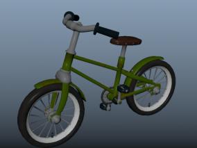 儿童车 自行车