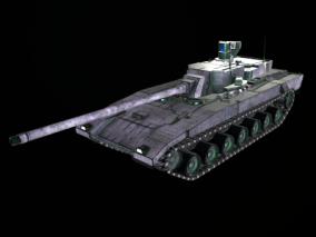 PBR T14 突击坦克 美国 制造 战车