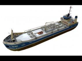 渔船 打鱼船 货轮 货船 油船 集装船 液化气船 天然气船 港口 航母 军舰 3d模型
