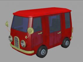厢式货车 客货车 厢式送货车 面包车 大众面包车 老面包车 卡通汽车 多用途汽车 大面包 小货车