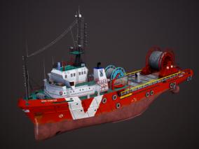 PBR 工程船 补给船 补给舰 海上补给 搜救船 救援船 补给资源 运输船 勤务舰船 起重船 浮吊船