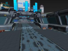 机甲世纪 机甲 机器人 机甲科幻 科幻 机器人 母舰空间 飞机空间  3d模型