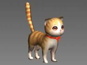 Q版 可爱桔猫 桔猫