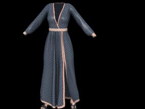 服装   女装  长裙