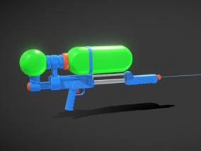 喷水枪 儿童玩具 玩具枪 射水枪 滋水枪 塑料枪 卡通枪