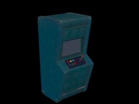 游戏机 街机 游戏机 格斗游戏 街霸 电玩 破旧街机 游戏机 格斗游戏 游戏厅 娱乐场 电子游戏机