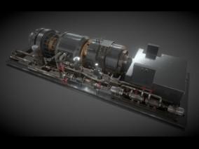 机床 机械 工厂 阀门 管道 涡轮 机械 马达 引擎 压缩机 机械 化工 燃油 冶炼厂 发电厂 核电