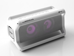蓝牙音响 LG蓝牙音响 音响 迷你音响 3d模型