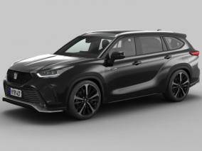 2021款   一汽丰田  皇冠陆放  2021款 2.5L HEV四驱豪华版