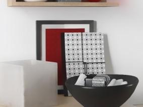 碗 球 盒子 礼盒 装饰 摆件 桌子 壁橱