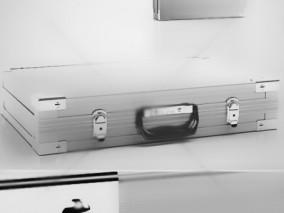 密码箱 保险箱 行李箱 3d模型