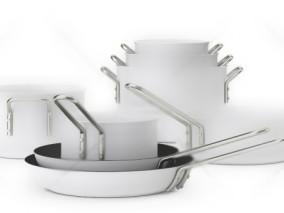 汤锅 平底锅 瓷碗