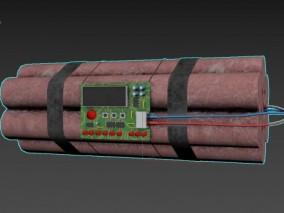 炸药包 采石炸药包 雷包 炸弹 雷管 定时炸弹 爆破 炸药 遥控 爆炸装置