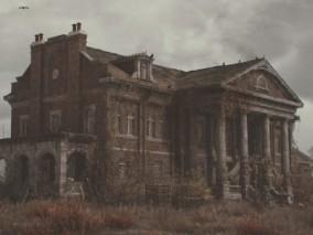 ue4 超写实古堡 恐怖城堡 地狱房间 沼泽地 邪恶教堂 虚幻4