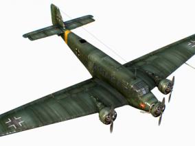 飞机 战机 波音飞机  反潜机 无人机 客机 水上飞机 老式飞机 3d模型
