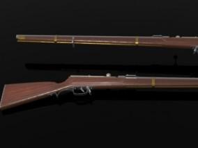 次时代老式火枪