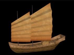 帆船 船 古代帆船 风动力船 单桅帆船 风帆游艇 木船 古代战船 福船 广船 沙船 商船