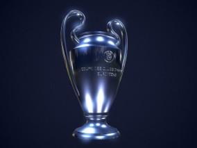 欧冠奖杯 足球 荣耀 联赛