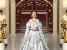 欧美女性洋装极光夫人(Lady Aurora)CG模型作品欣赏