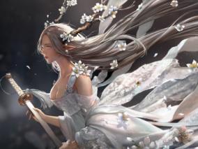 韩国自由概念艺术家YEONJUN PARK  性感美女角色图