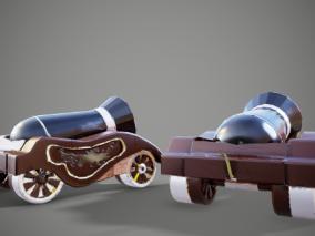 次时代炮车