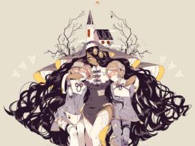 日本插画师しきみ(Keeggy)  作品欣赏