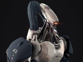 次时代机器人角色设计