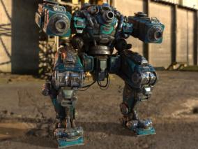 ARM OF TITAN——机甲设计