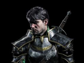 12月骑士男性角色