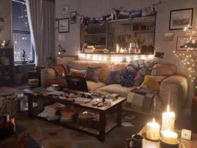 《Sweet Home》 虚幻4 CG影视级别渲染