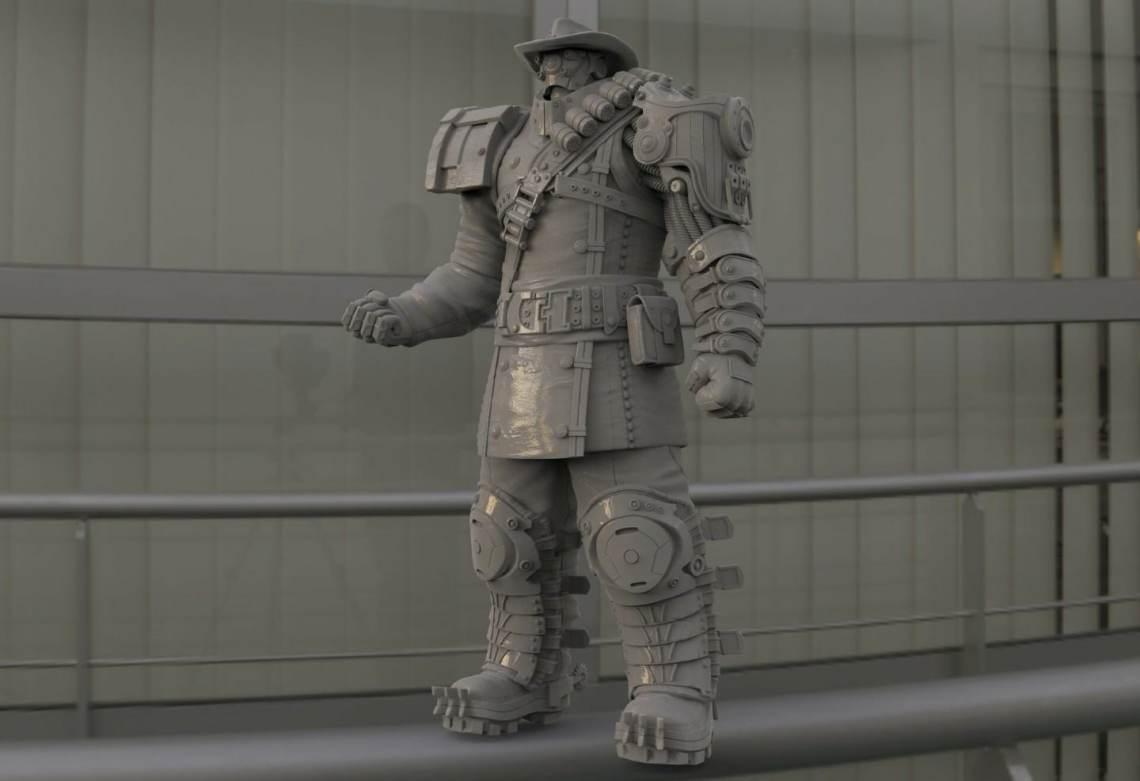 国人3D设计师  Liu Xing 作品欣赏