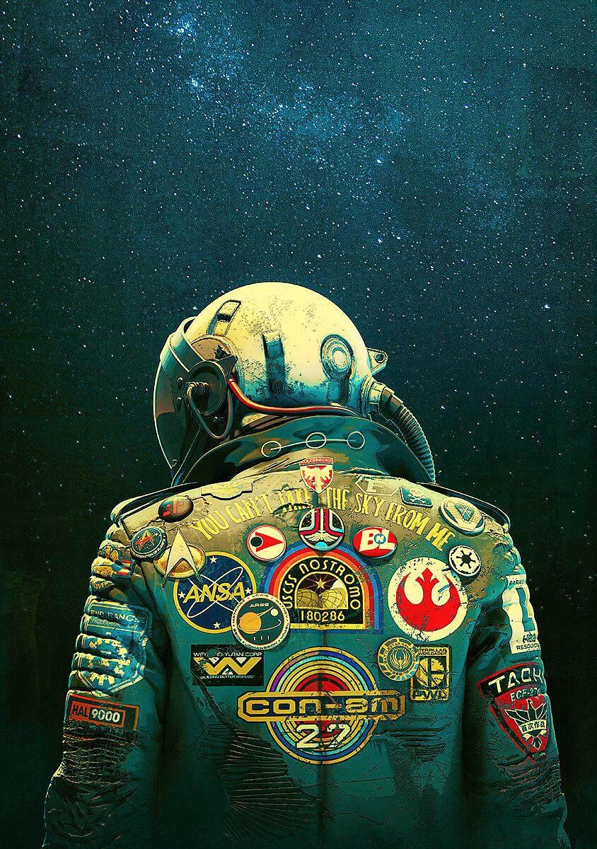 SPACE CADET——Pascal Blanché