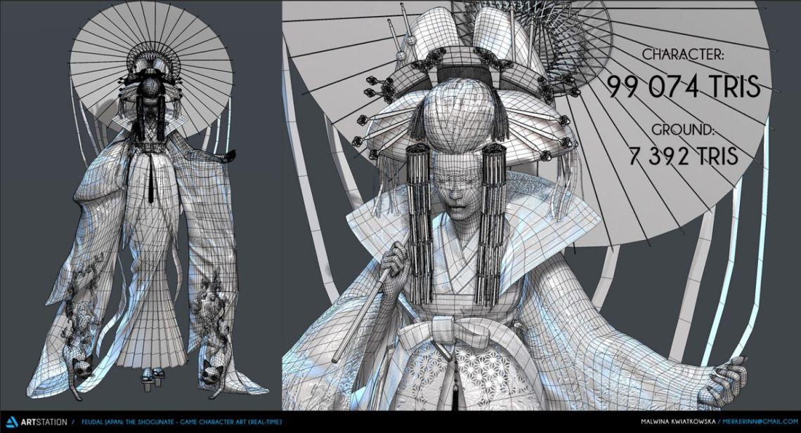 波兰3D艺术家 Malwina Kwiatkowska 作品欣赏