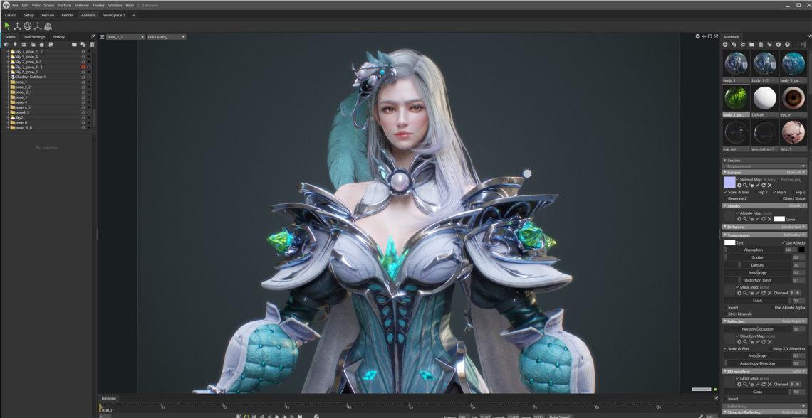 韩国3D设计师 JUNG A YANG 作品欣赏