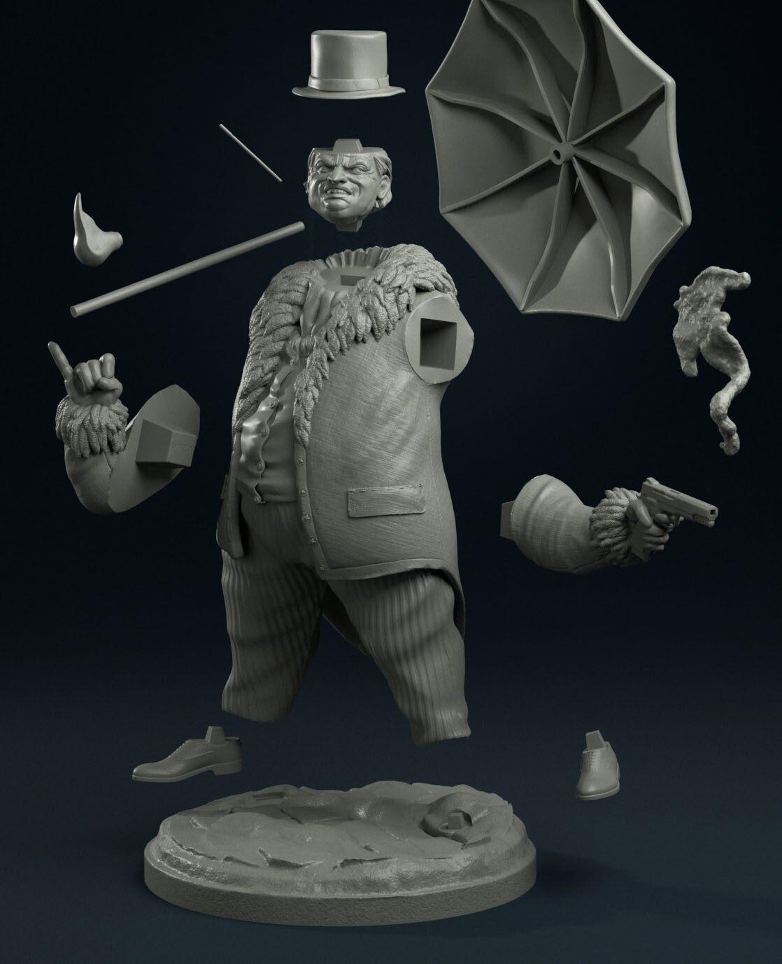 巴西3D艺术家Chrystian Jungles  作品欣赏