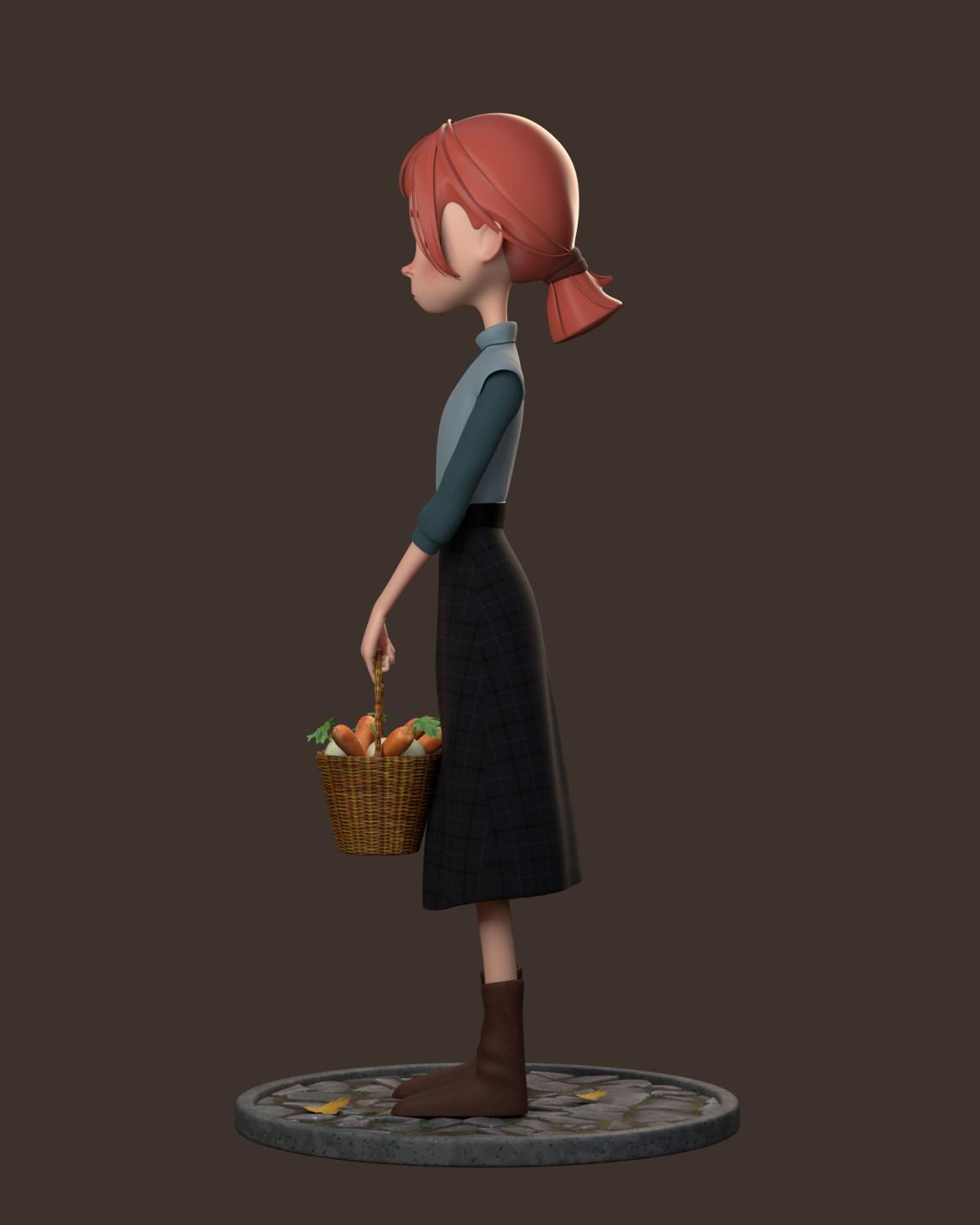 小红帽Ruby  设计师:Anoop7