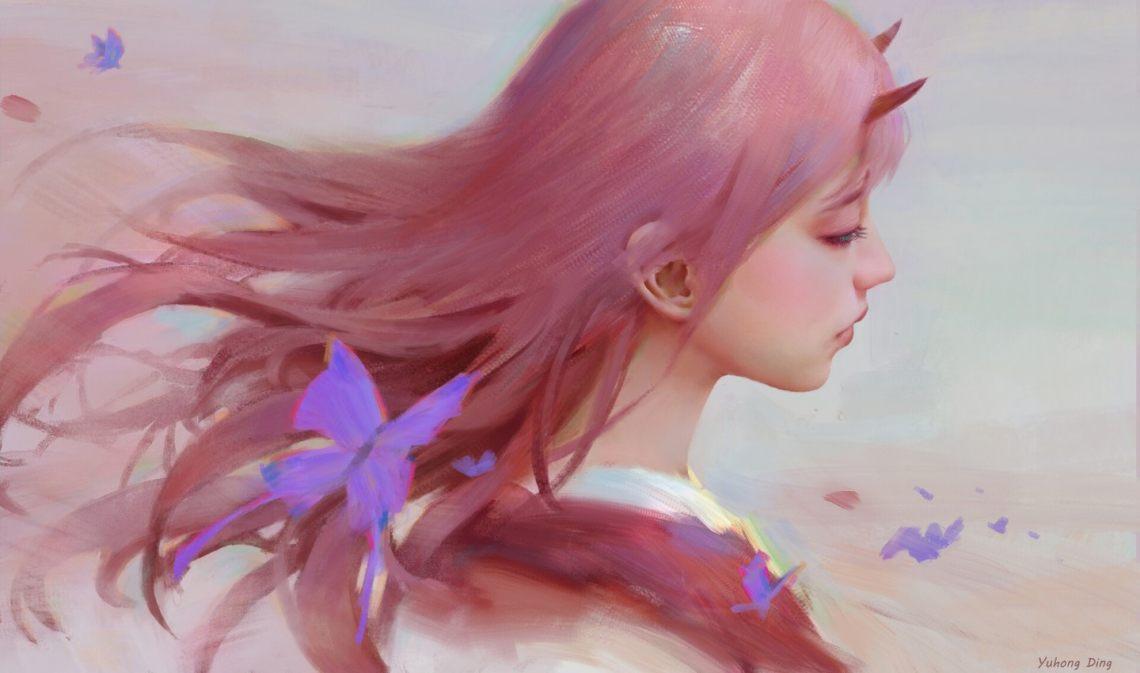 美国画师 Yuhong Ding 作品欣赏