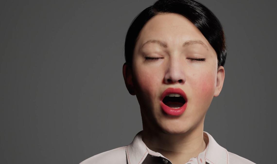 写实韩风女性角色—Hana | 日本3d设计师Cartamania