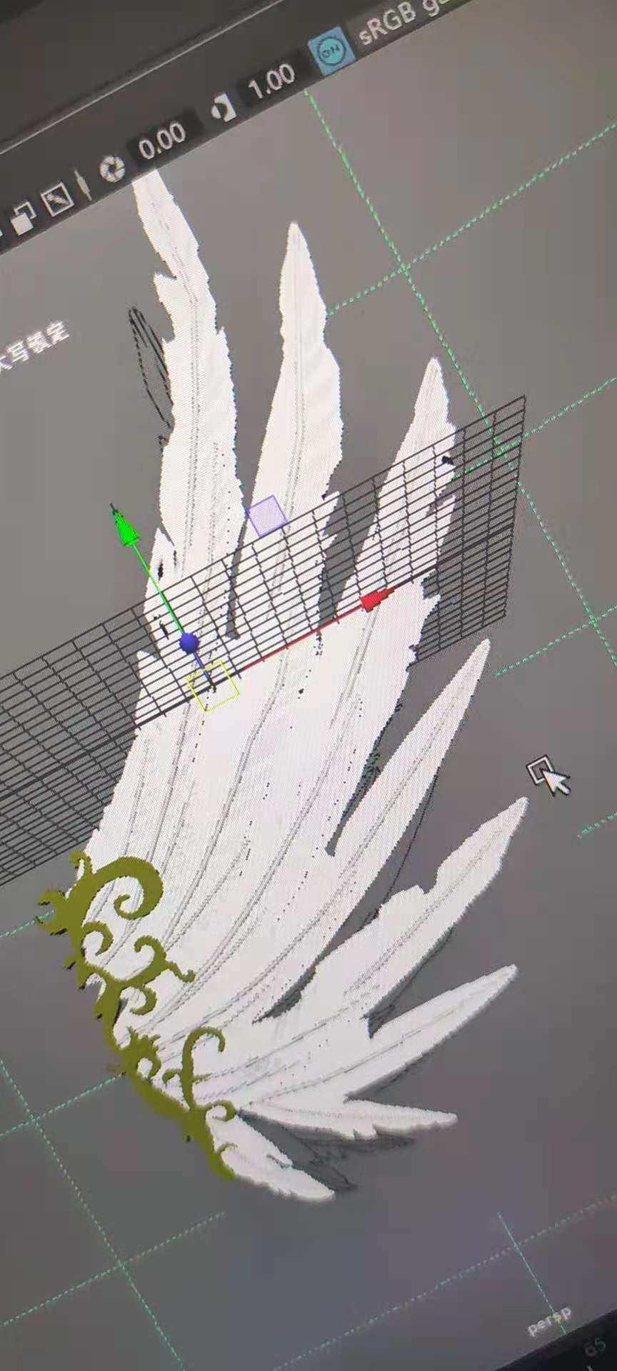 羽毛 翅膀 翼