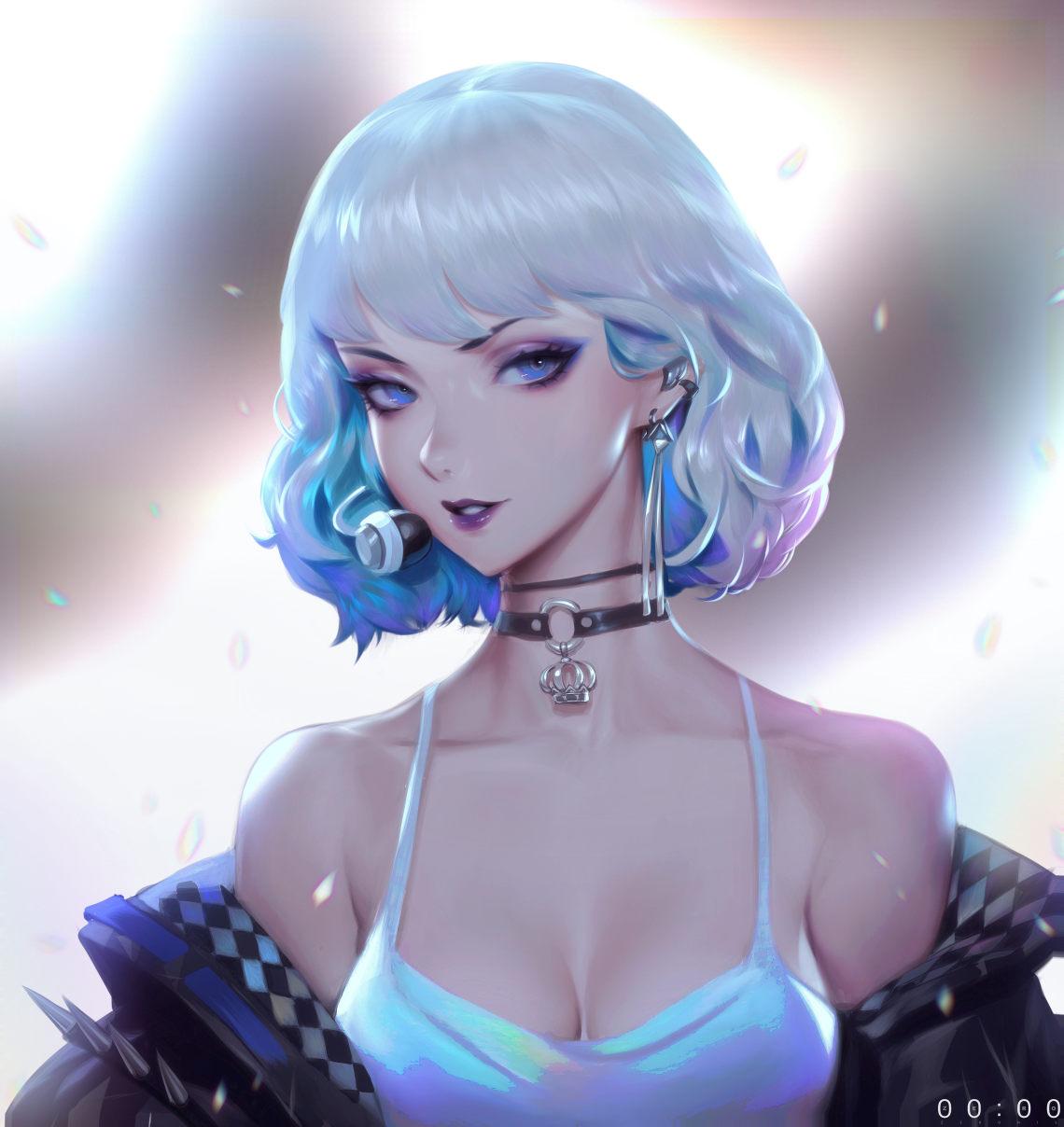 莉莉娅(美国概念画师Zeronis)