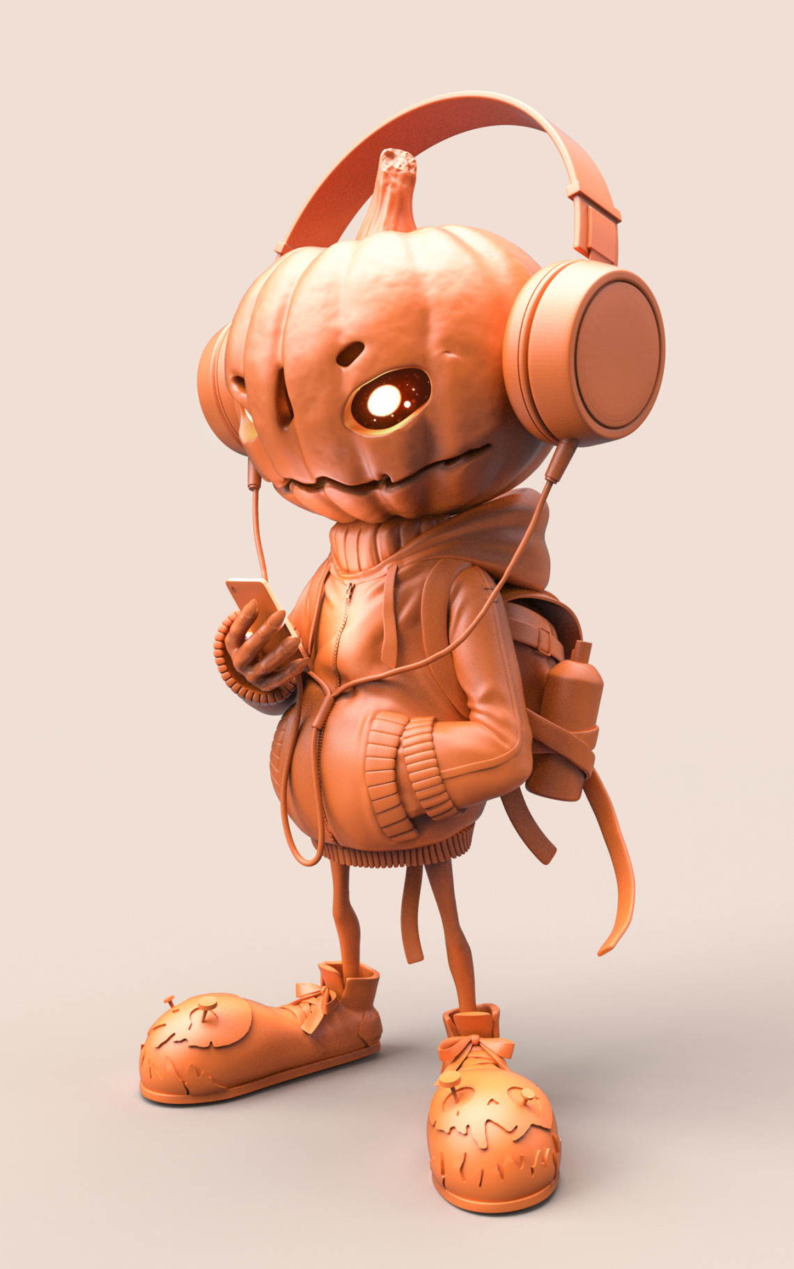 Teenage Pumpkin |  国外设计师Willianplima