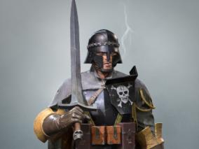 Bonesman  次时代写实男性角色   设计师: constantinuslupus