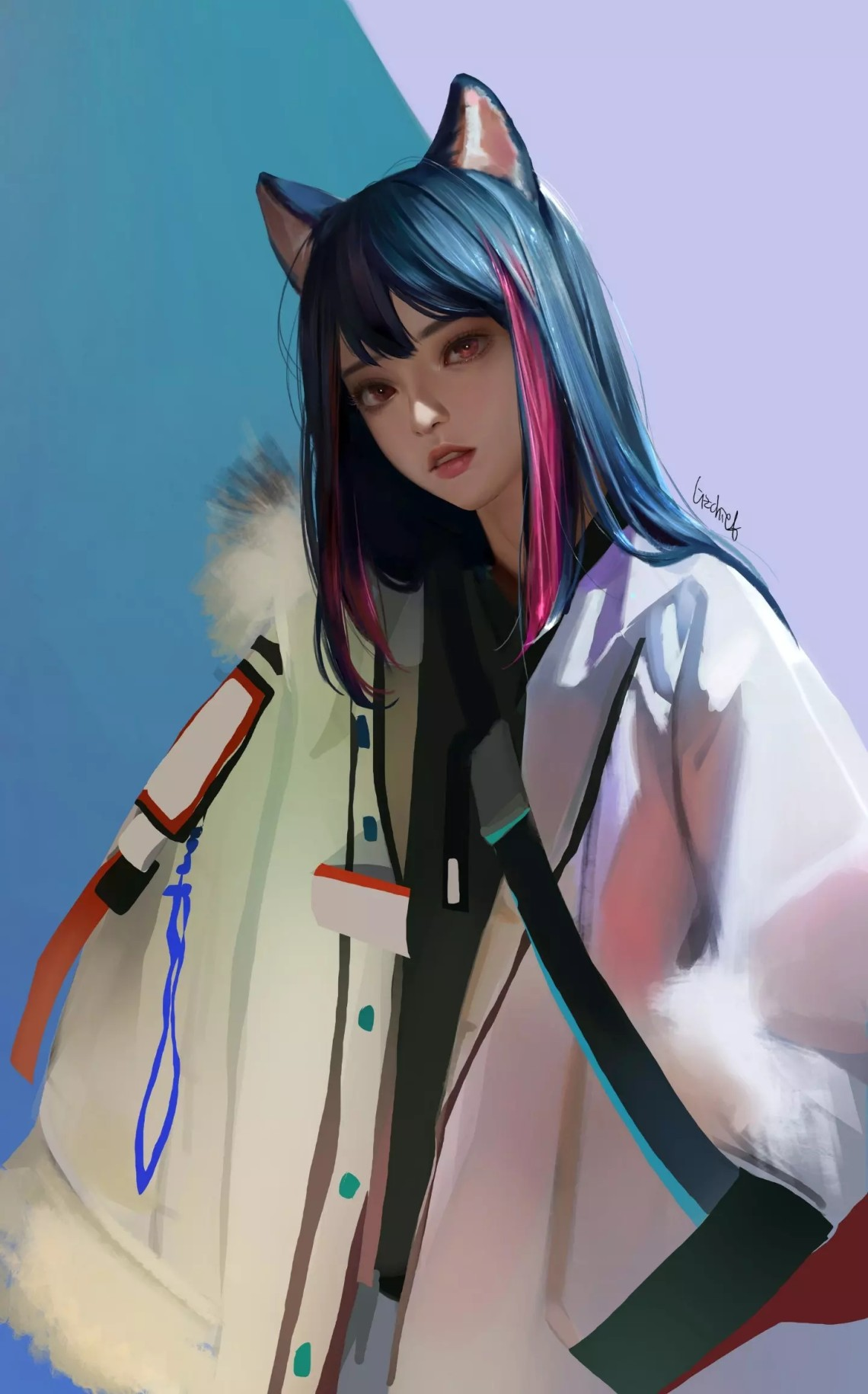 A站画师  JINYOUNG SON 作品欣赏
