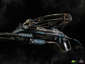 高精度次时代手持武器   设计师:LevisX