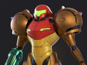 银河战士Samus Varia Suit    设计师:rulomaster