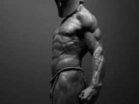 斯巴达-手无寸铁的战士(新西兰数字雕刻家Daniel Cockersell)